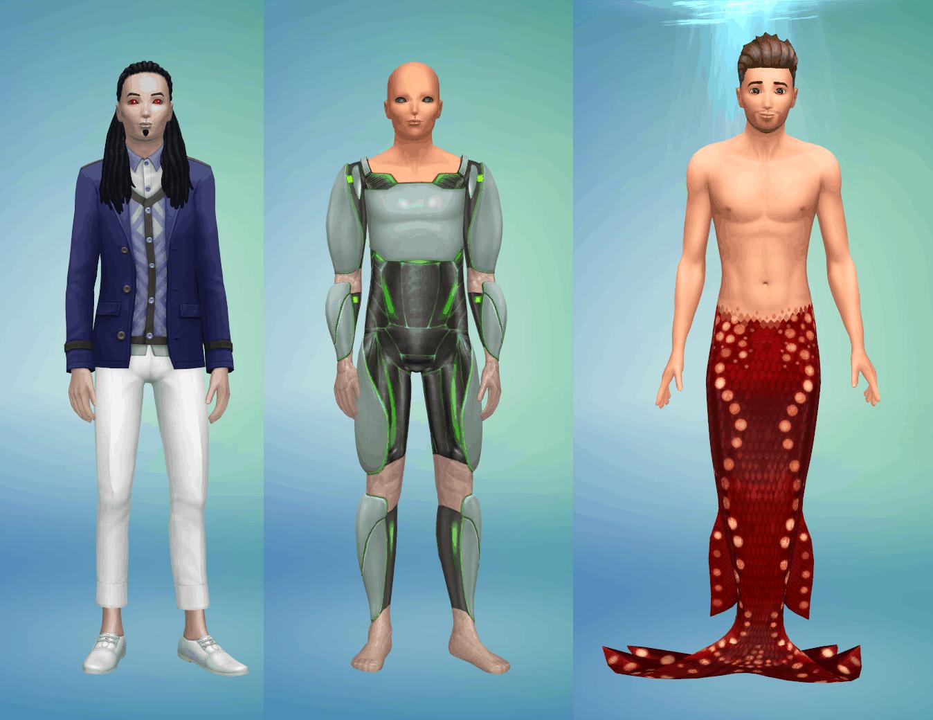 Stealthic Paradox Hair Retexture at Aveira Sims 4 » Sims 4