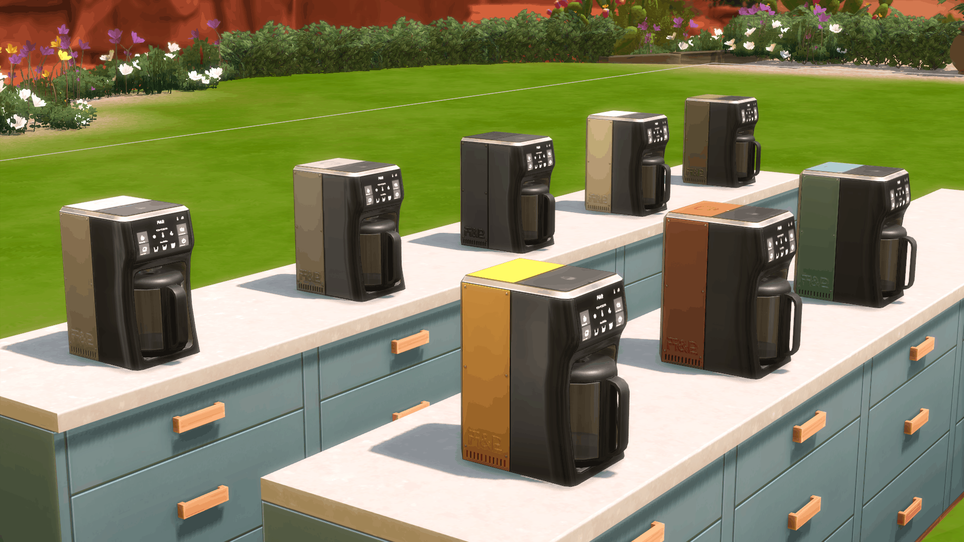 The Sims 4 Eco Kitchen Stuff Custom Stuff Pack Mod Sims 4 Mod Mod For Sims 4